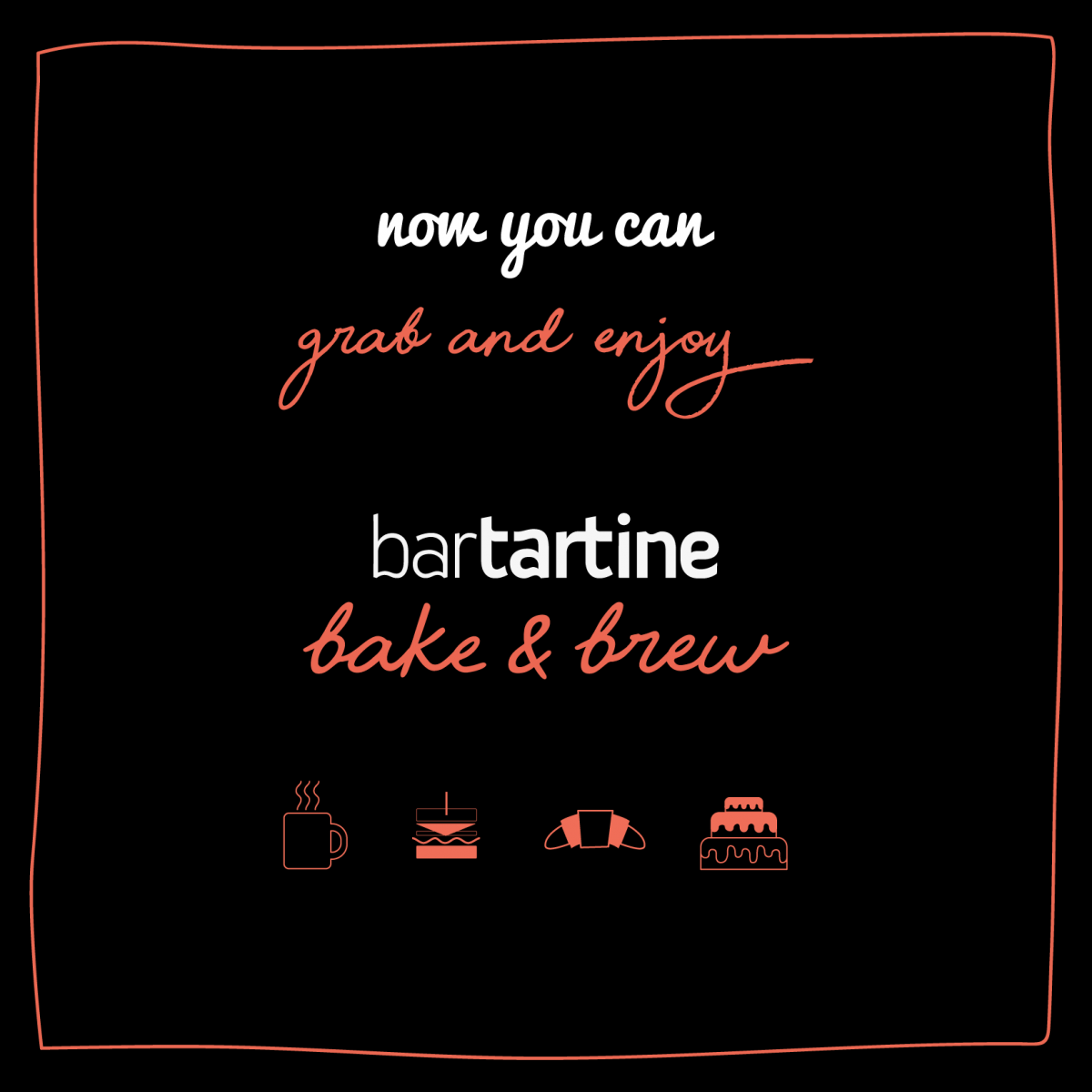 Bartartine Bake & Brew!