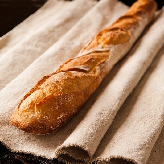 Baguette de tradition nature (8)