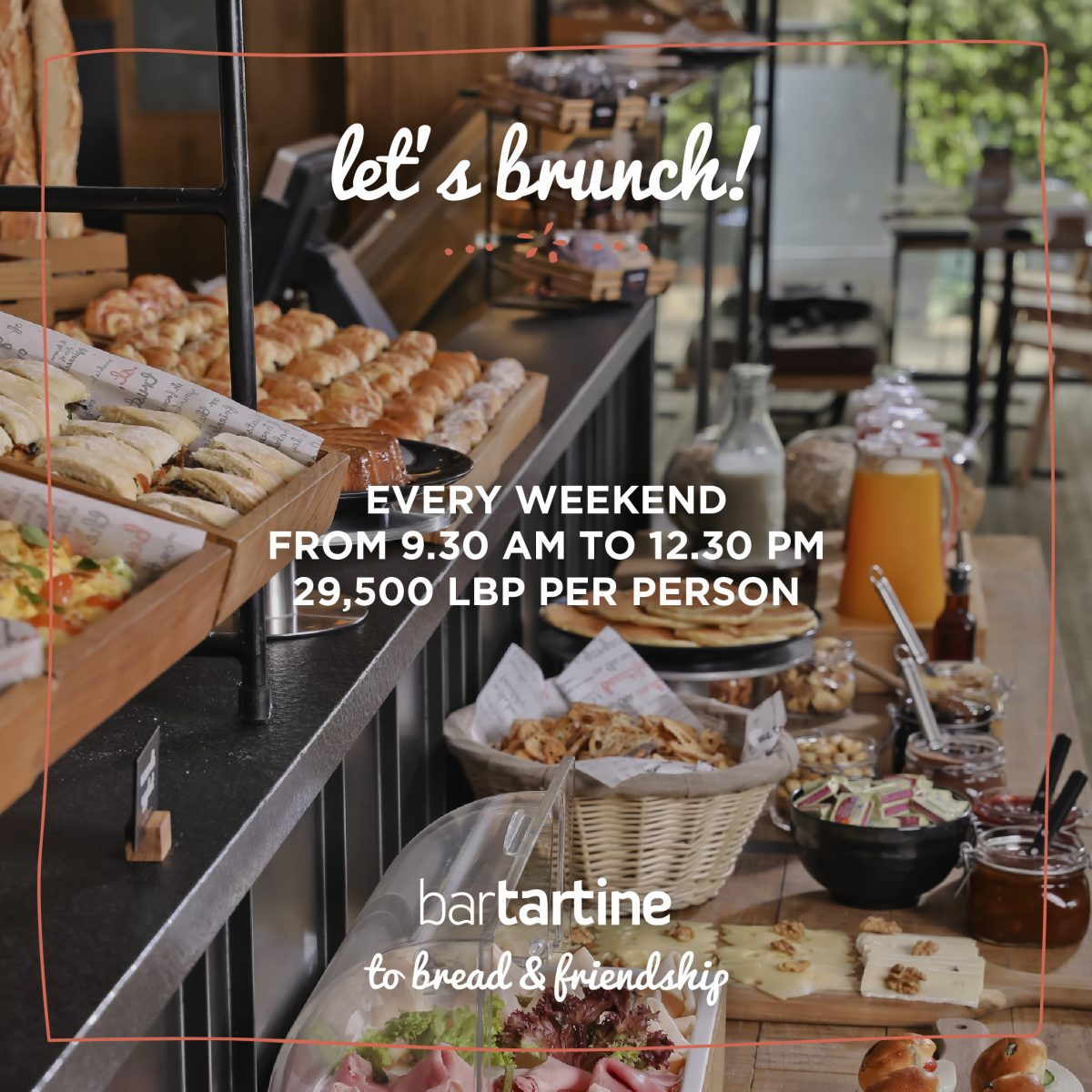To Brunches & Weekends