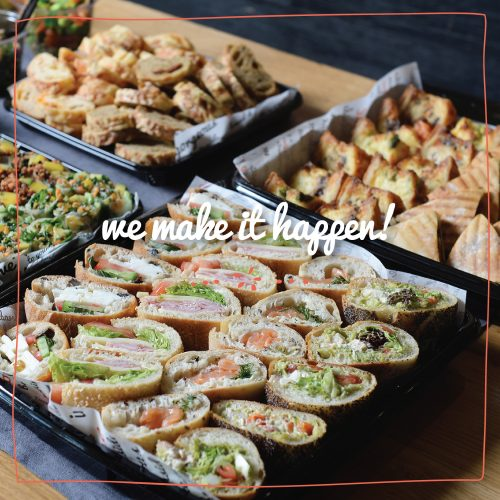 CATER WITH BARTARTINE!