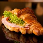Croissant-Jambon-Fromage