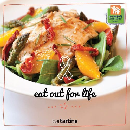 Eat Out for Life to Save a Life!