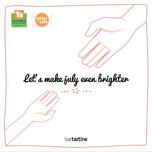 Let's make July even brighter!